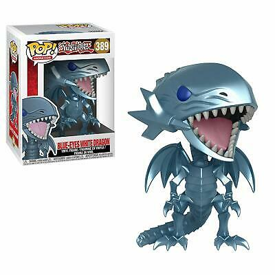 Funko Pop! Animation Yu-Gi-Oh! - Blue Eyes White Dragon Vinyl Action Figure