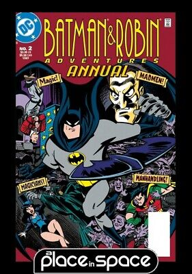 Batman And Robin Adventures Vol 03 - Softcover