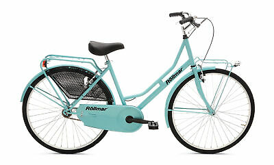 Bicicletta City Urban Bike Donna OLANDA COLORS 26'' ROLLMAR 3 Colori Disponibili