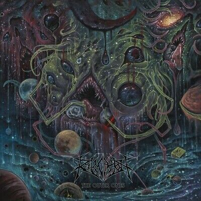 Revocation - Outer Ones [CD New]