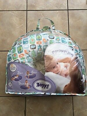 Boppy Breastfeeding Nursing Infant Support Pillow Removable Washable Cover