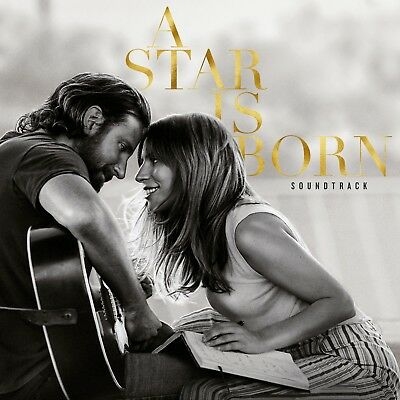 A Star Is Born ORIGINAL MOVIE SOUNDTRACK Lady Gaga & B. Cooper NEW VINYL 2 LP