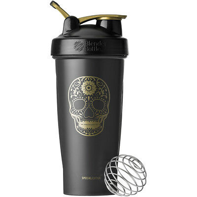 Blender Bottle Special Edition 28 oz. Shaker with Loop Top - Dead Lift