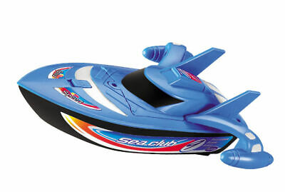 22Cm Plastic Racer Speed Boat Water Toy/Beach/Swimming Pool/Floating Adult Kid