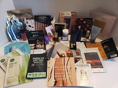 cc14425ab7ac Huge Lot of Makeup Deluxe Samples Lot 40+ pcs Fresh Cover FX Urban Decay