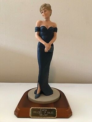"Princess Diana ""The People's Princess"" Ltd. Ed. Art of Sport Sculpture"