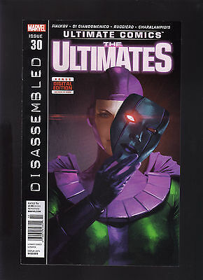 Marvel Comics Ultimate Comics The Ultimates #30 Newsstand Variant Disassembled
