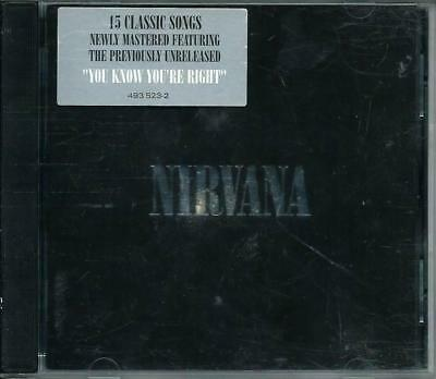 Nirvana *Nirvana* Original 2002 Cd Almost Like New