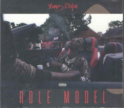 Young Dolph - Role Model [New CD] Explicit, Digipack Packaging