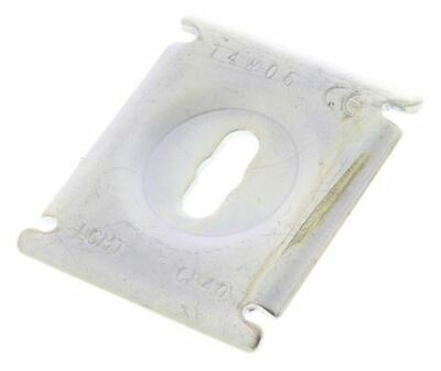Wire basket Electrogalvanised steel Cable Tray Fixing Plate