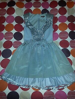 Ladies / Girls RIVER ISLAND Dress size 10