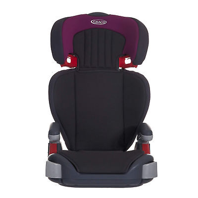 Graco Junior Maxi Group 2,3 Adjutstable Car Seat / Booster Seat Royal Plum