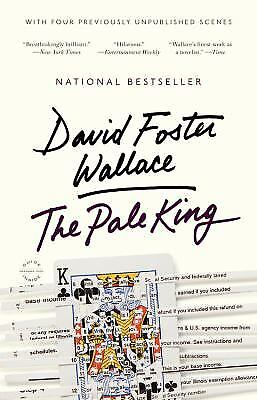 The Pale King  (ExLib) by David Foster Wallace