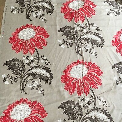 """Harlequin fabric curtain Upholstery material/""""plexus """"lovely 3m Pieces 54/"""" £24.99"""
