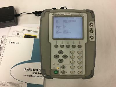 Aeroflex IFR 3515AR Radio Communications Test Set