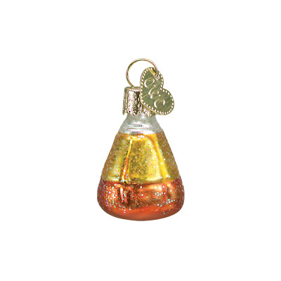 Old World Christmas Halloween Ornament Candy Corn
