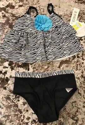 NWT BABY GIRL 2pc. BATHING SUIT SIZE 3-6 MONTHS