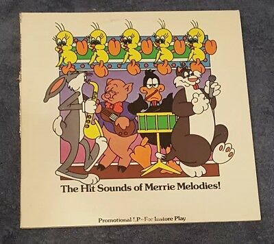 Various - Hit Sounds Of Merrie Melodies