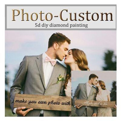 Custom 5D Diamond Painting - Pick your own image