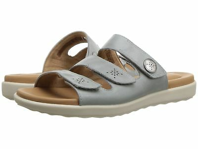d249bf93f28 Clarks 26132351 Un Reisel Myra Grey Leather Women s Sandals