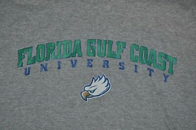 Apparel ProSphere Men/'s Florida Gulf Coast University End Zone Shirt FGCU