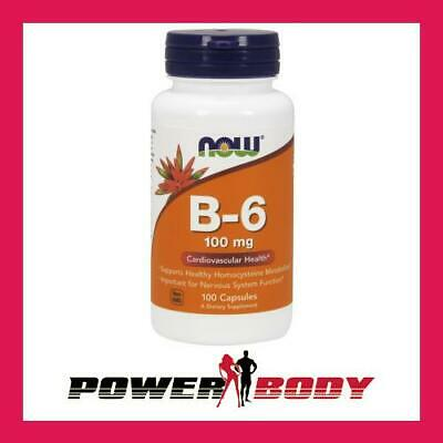 NOW Foods - Vitamin B-6