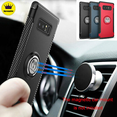 For Samsung Galaxy Note 8/S8/S8 Plus Mosafe® Hybrid Shockproof Rubber Case Cover