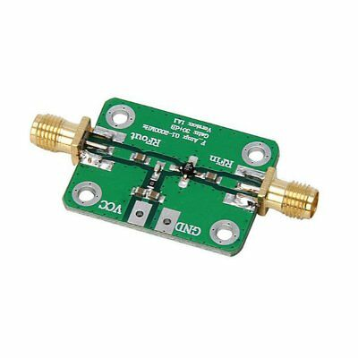 0.1-2000MHz RF Wideband Amplifier 30dB low-noise LNA Broadband Module TR