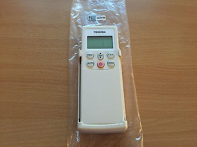 Toshiba WH-H07EE hand held infrared controller Air con remote controller