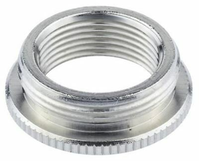 Lapp Cable Gland Adapter Reducer, Metallic, Nickel Plated Brass, M32 â?? M25