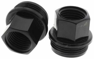 Reducer Nylon 66 RS Pro Cable Gland Adaptor M25 to M20 Black