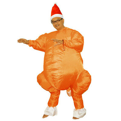 inflatable costume adult cosplay fancy dress halloween christmas complete outfit