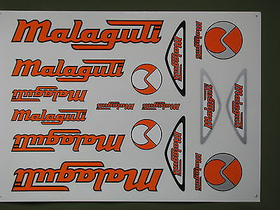 Twin Air Vintage Decal Aufkleber Sticker 90x30mm orange//schwarz