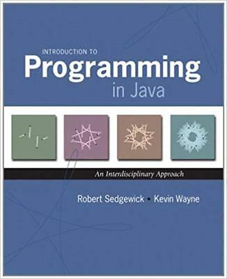 [PDF] Introduction to Programming in Java An Interdisciplinary Approach 1st Edit