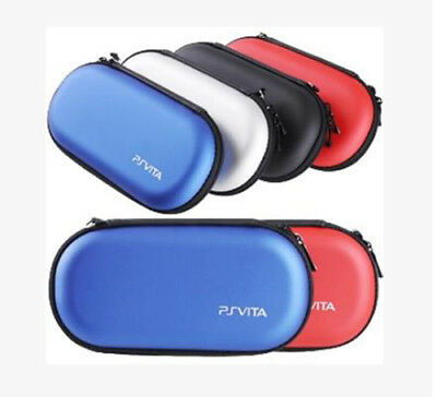 PS Vita Console PSV 1000 2000 EVA Hard Protective Case Zip Cover Carry Bag Pouch