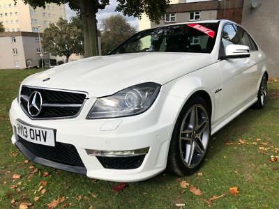 2013 Mercedes Benz C Class C63 AMG V8 6.3 4dr Auto*ONLY 32k MILES* 4 door Sal...