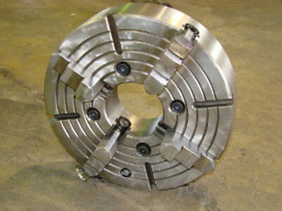 """16"""" 4 jaw chuck with A1-8"""" mount"""