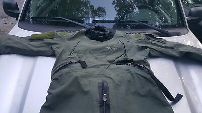 Mustang MSF300 Constant Wear Tactical Aviation AirCrew Dry Suit survival suit