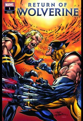 Return of Wolverine #1 NM Limited to 3000 copies Neal Adams Variant NM condition