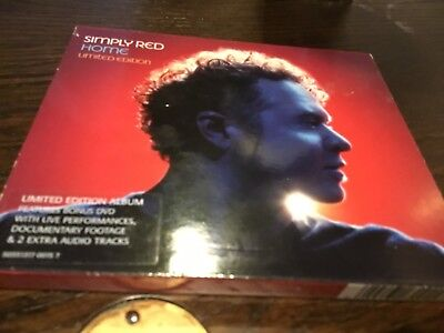 Simply Red - Home - Cd And Dvd Set - Sunrise / You Make Me Feel Brand New +