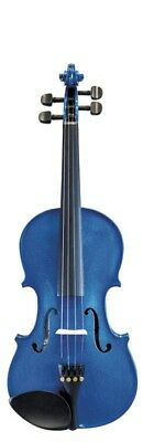 """Musino """"Orchard Series"""" 1/2 Size Violin Outfit, Blueberry, Brand NEW"""