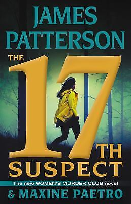 17Th Suspect  (ExLib) by James Patterson