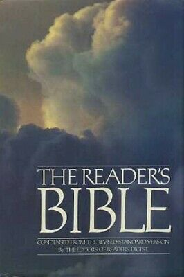 The Reader's Bible Hardback Book The Cheap Fast Free Post