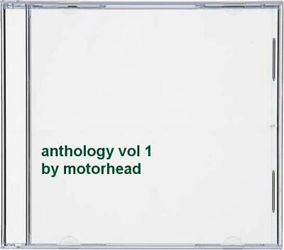 motorhead - anthology vol 1 - motorhead CD 3EVG The Cheap Fast Free Post The