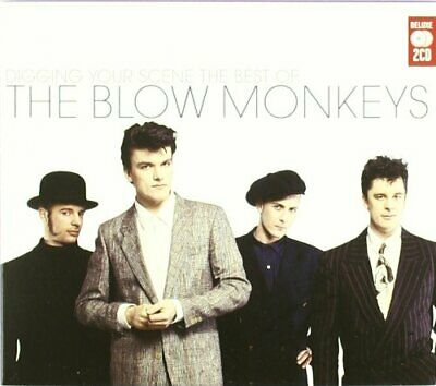 The Blow Monkeys - Digging Your Scene: The Best of... - The Blow Monkeys CD JEVG
