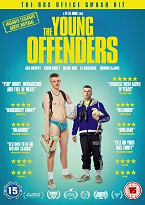 The Young Offenders [DVD] - DVD  WOVG The Cheap Fast Free Post