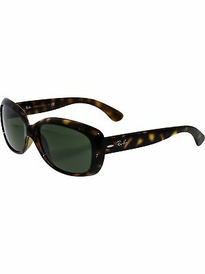660ca19bc6 Ray-Ban Women s Gradient Jackie Ohh RB4101-710-58 Brown Butterfly Sunglasses