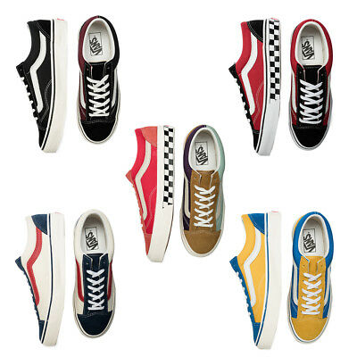 dd36ca8d82b436 VANS JAPAN LINE Old Skool Style 36 OG V36OG Multi-Color