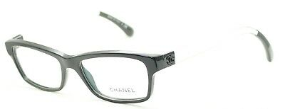 27268bf8e7a CHANEL 3274 c.501 53mm Eyewear FRAMES Eyeglasses RX Optical Glasses New -  Italy