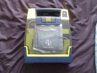 Cardiac Science G3 AED Semi Automatic No Battery Ambulance Paramedic